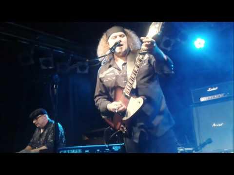 Julian Sas Band - 17.11.2016 - Frannz Club, Berlin