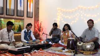 Vocalite Singing Classes - Musical Evening - Sahib Nazar Rakhna