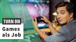 Gaming-Jobs: Wie das Hobby zum Beruf wird