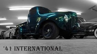 1941 International Hot Rod Pickup 400 V8