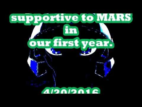 Mars Collective (One Year Anniversary)
