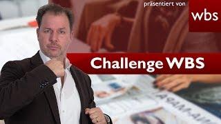 Darf ich im Zeitschriftenladen eine Zeitschrift komplett lesen?   Challenge WBS - RA Solmecke