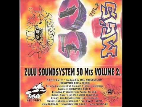 Zulu Sound System - 50 MC's Vol.2  seite 1