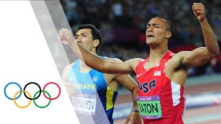 USA's Ashton Eaton Wins Men's Decathlon Gold - London 2012 Olympics