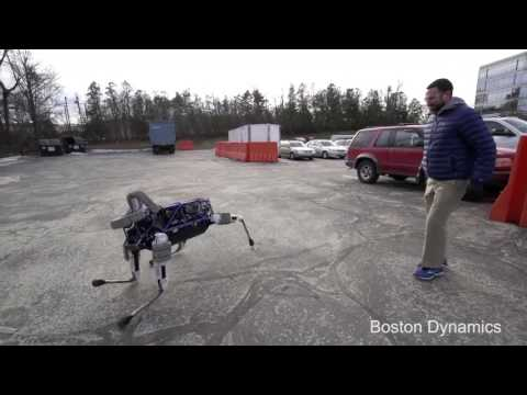 Thumbnail: Every time Boston Dynamics has abused a robot
