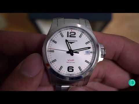 First Impressions: Longines Conquest V.H.P. - A Technical Masterpiece