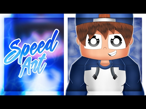 SPEED ART DIBUJO PARA CALEN | ANDROID | Alex Drawing