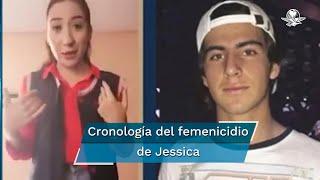 Jessica, de 21 años de edad, desapareció el pasado 21 de septiembre en Morelia; cuatro días después su cuerpo fue localizado. Diego Urik, de 18 años, es señalado como el presunto homicida