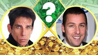WHO'S RICHER? - Ben Stiller or Adam Sandler? - Net Worth Revealed! (2017)