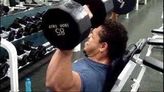 "TMW: Killer Shoulders Workout ""Natural Bodybuilding"" @hodgetwins"