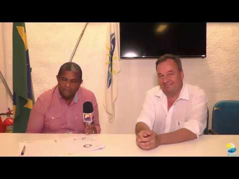 Entrevista com Presidente da Associação Comercial e Empresario de Búzios Thomas Weber