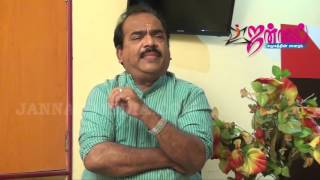 Exclusive Interview with Nanjil Sampath