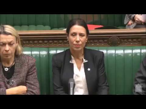 Debbie Abrahams MP - Urgent Question: Bedroom tax
