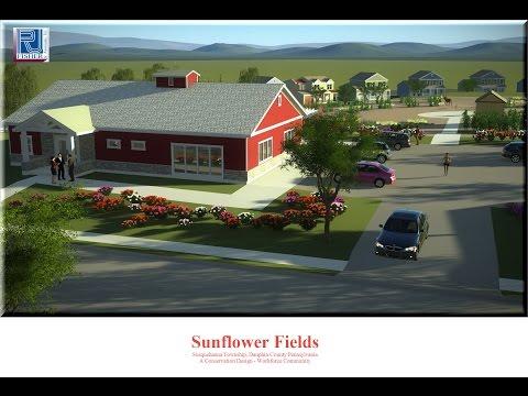 Land Development EnVISIONeering at Sunflower Fields - Harrisburg Civil Engineer, 717-774-7534