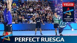 Video Perfect Ruesga seals Sporting win | Round 2 | VELUX EHF Champions League 2018/19 download MP3, 3GP, MP4, WEBM, AVI, FLV September 2018