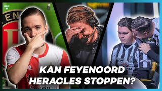 HIGHLIGHTSHOW | KAN FEYENOORD HERACLES STOPPEN?! I SPEELRONDE 10 I eDivisie 2019-2020 FIFA20