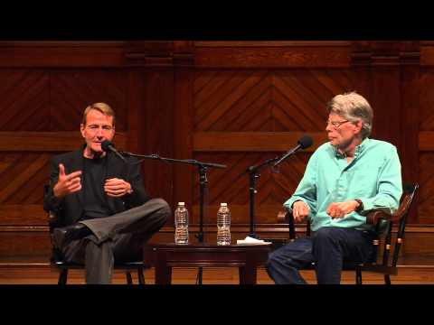 Lee Child and Stephen King talk Jack Reacher