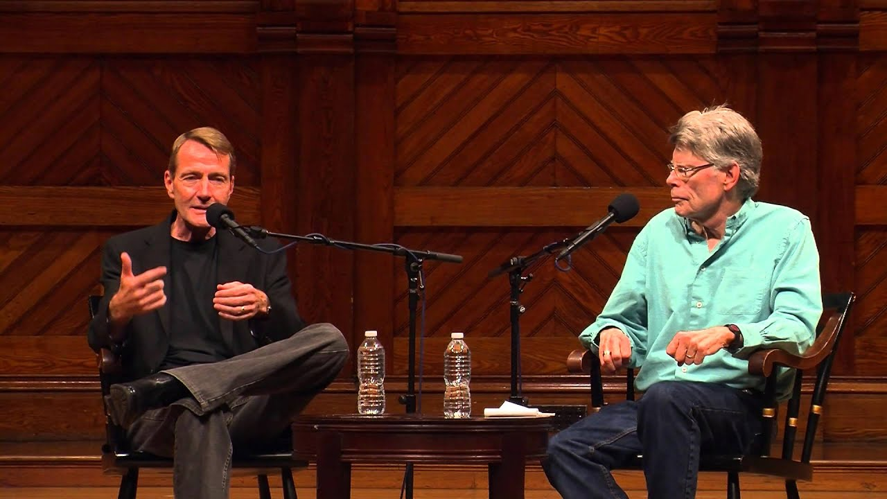 In Conversation With Lee Child advise