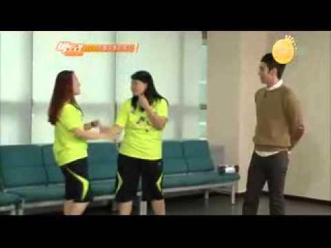 VIETSUB 111023 T-ara Eunjung & Jiyeon Diet Survival Big Story