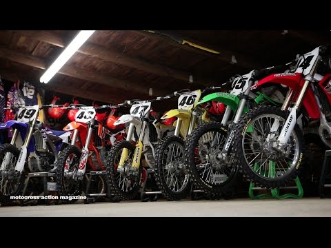 Motocross Action's 2015 450F Shootout