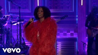 Ari Lennox - Up Late/BMO (Live From The Tonight Show Starring Jimmy Fallon/2019/Medley)