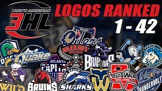 NA3HL Logos Ranked 1-42