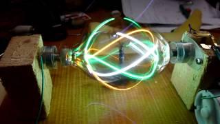 Крутящиеся светодиоды RGB LED ball(Прикольная игрушка, слепил сам из чего было не сложно! на видео правда не так эфектно как в реале, но все..., 2014-03-04T23:09:16.000Z)