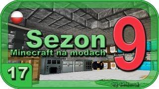 MineCraft Sezon 9 - #17 - Automatyczne przepalanie
