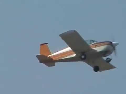 Grumman American AA-1B Trainer (N1447R) departing KWWD.