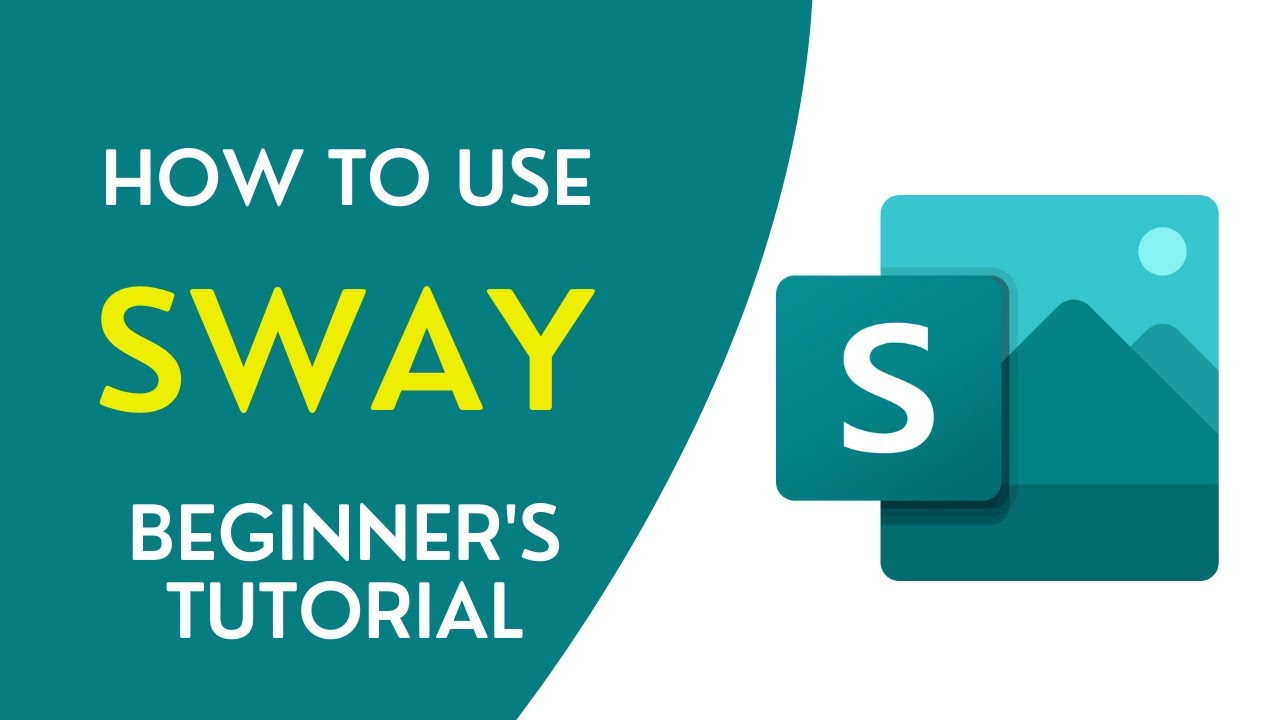 How to Use Microsoft Sway – Designed for Beginners