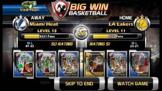 NBA Los Angeles Lakers Vs Miami Heat