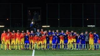 Барселона - Чертаново ( 2 - 2 )(13.02.2013 - Барселона, Испания Товарищеский матч. 1996 г.р., 2013-02-26T01:31:02.000Z)