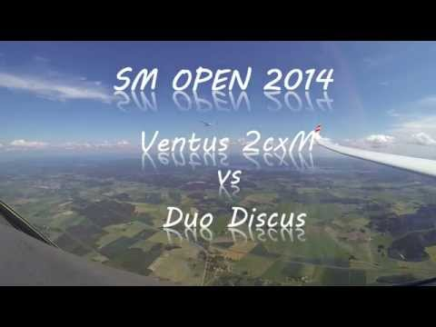 Ventus 2cxM vs Duo Discus