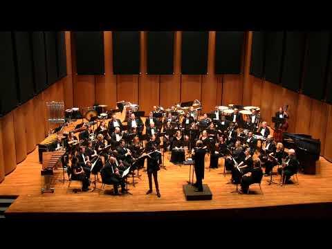 Concertino for Flute (Graeme Sugden, soloist)