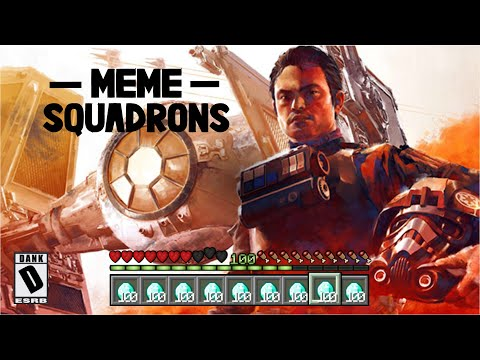 "Star Wars: Squadrons – ""Meme Trailer"" |"