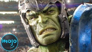 Top 10 Greatest Hulk MCU Moments