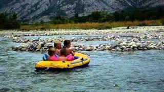 Drome vakantie bootje varen