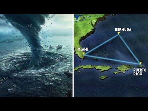 Ha Sido Descubierto El Misterio Oculto Detrás Del Triángulo De Las Bermudas