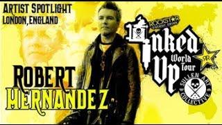 Artist Spotlight - Robert Hernandez