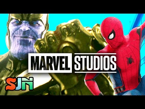 Marvel Studios Upcoming Slate Secrets Revealed (Guardians of the Galaxy, Spider-Man, Black Panther)