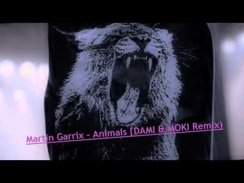 Martin Garrix - Animals [ DAMI & MOKI...