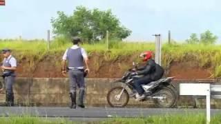 Operação de Risco: Polícia Rodoviária de SP flagra motociclistas em alta velocidade (4)