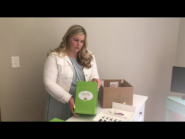 Unboxing The Young Living Premium Starter Kit