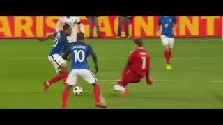 France 2 Allemagne 2 ..Amical 11-2017 tous les buts