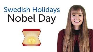 Swedish Holidays - Nobel Day - Nobeldagen