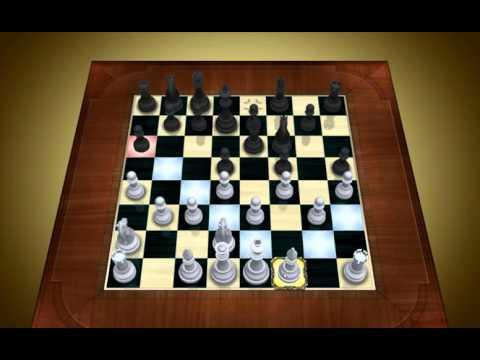 Chess Titans-Partie simple