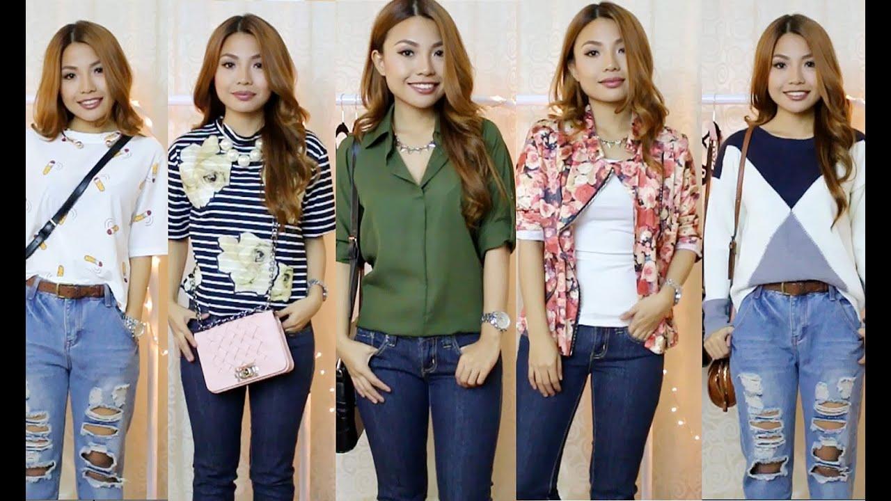 Simple fashion ideas for women 10