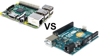 Raspberry Pi vs. Arduino (deutsch)