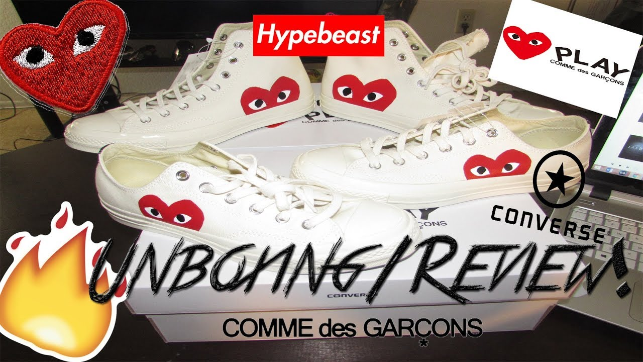 1eca9ad9061 Before You Buy 2018 Comme Des Garcons X Play Converse Nordstrom ...