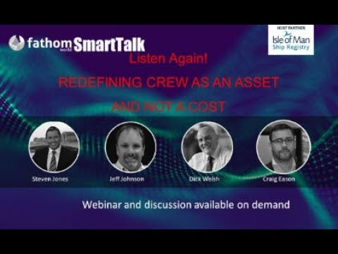 SmartTalk Webinar: Crew as an Asset Not a Cost Part 1 (Introduction and Thought Leadership)
